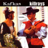 Kafkas Killrays - Split EP Cover